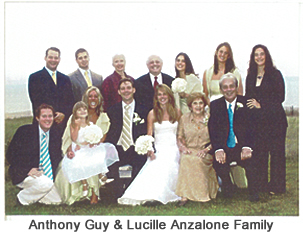 Anthony Guy & Lucille Anzalone Family